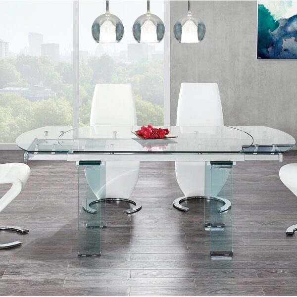 51 Glass Dining Tables that Create an Upscale Atmosphere for ...