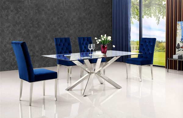 51 Glass Dining Tables That Create An Upscale Atmosphere For Every Meal