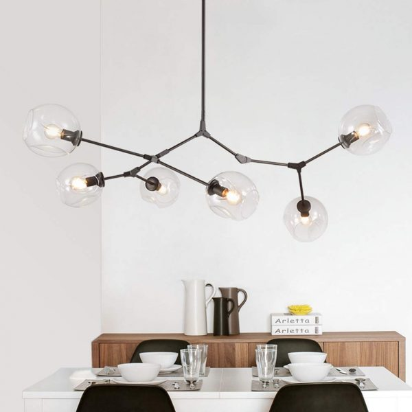51 Dining Room Chandeliers With Tips On, Modern Chandeliers For Dining Room