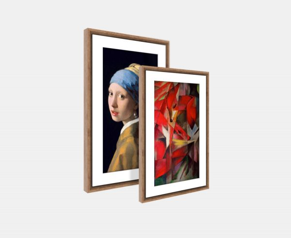 Product Of The Week: The New Generation Meural Digital Canvas