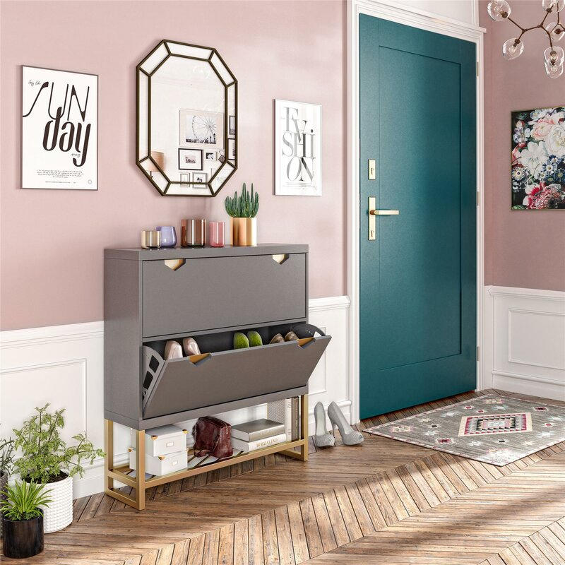 51 Entryway Tables To Create A Stylish, Entryway Furniture Storage Units