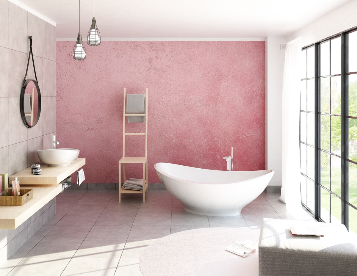 51 Pink Bathrooms With Tips Photos And