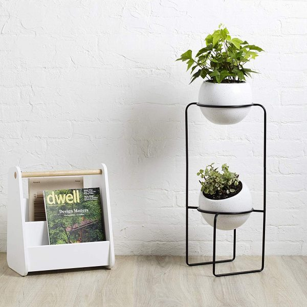 Product Of The Week: A Beautiful Modern 2 Tier Planter