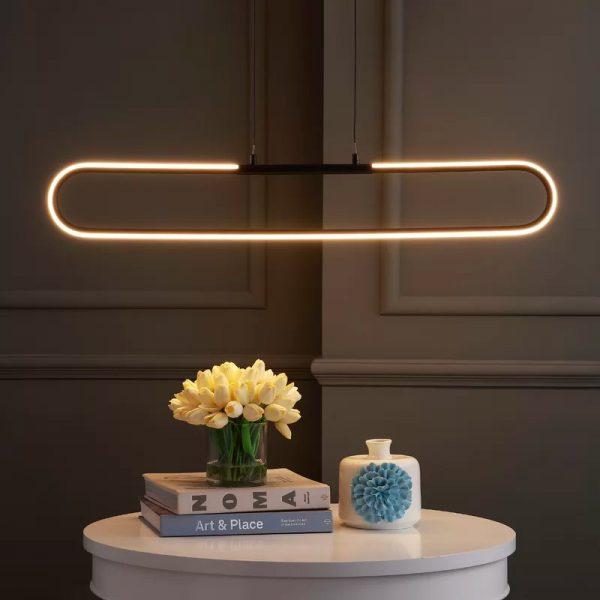 51 Linear Pendants And Chandeliers For Stylish Perfectly Even Lighting