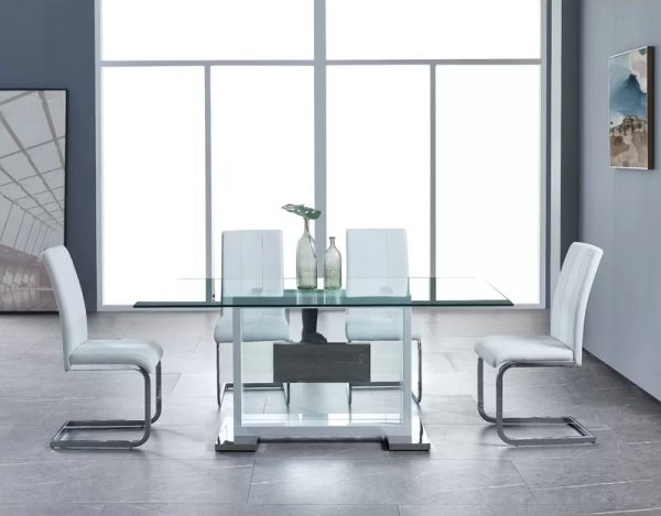 51 Glass Dining Tables That Create An Upscale Atmosphere For Every