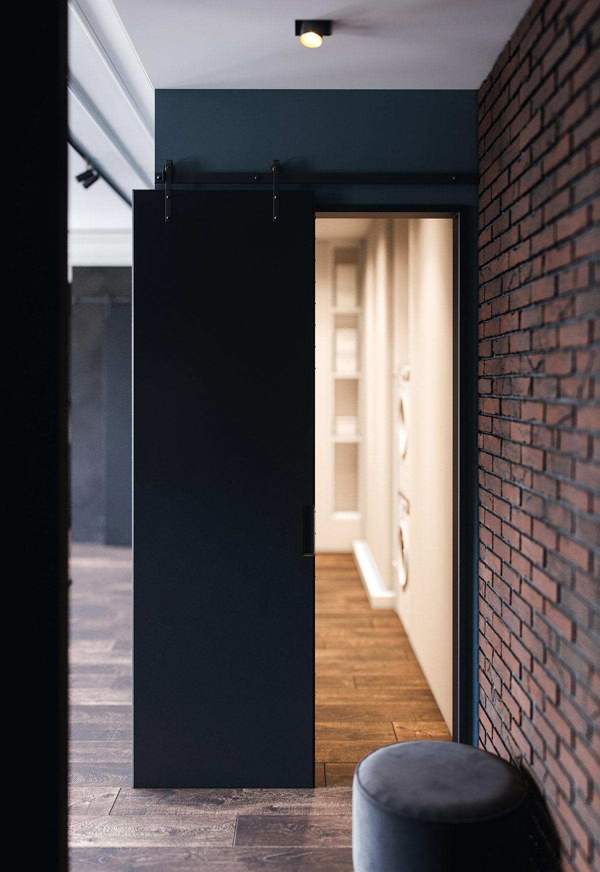 Coulisse Porte De Grange décoration : superbes designs de maison modernes de moins de
