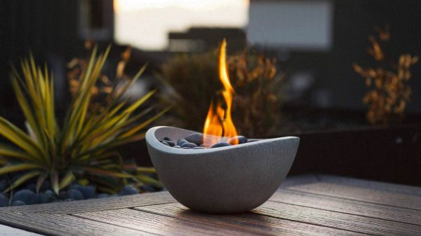 Product Of The Week: Beautiful Portable Table Top Fire Bowls