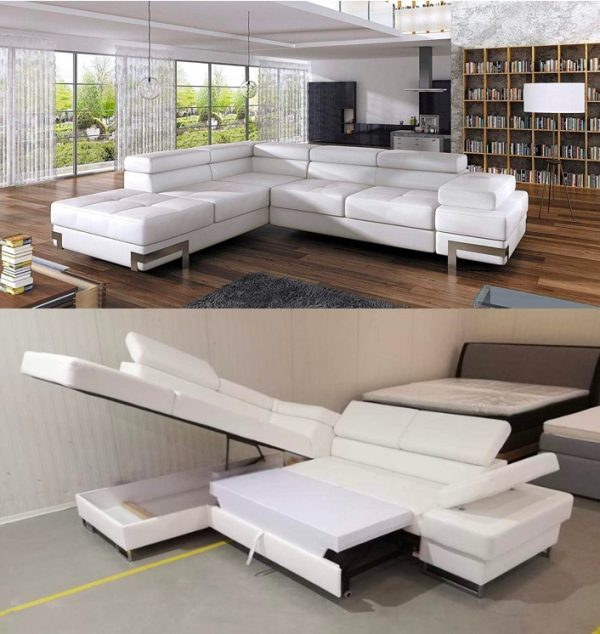 51 Sectional Sleeper Sofas To Maximize Your Space With Style