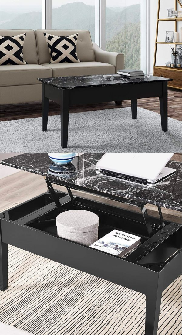 51 Marble And Faux Marble Coffee Tables That Define Elegance