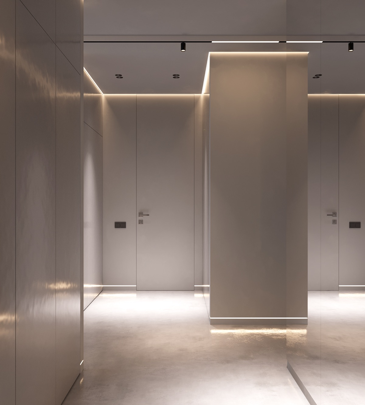 How To Light A Minimalist Interior With