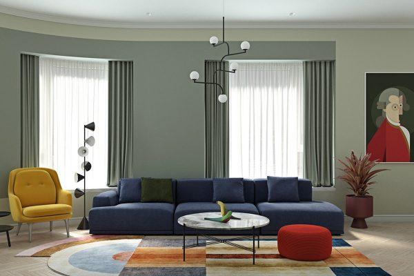 Green Themed Home Decor Inspiration