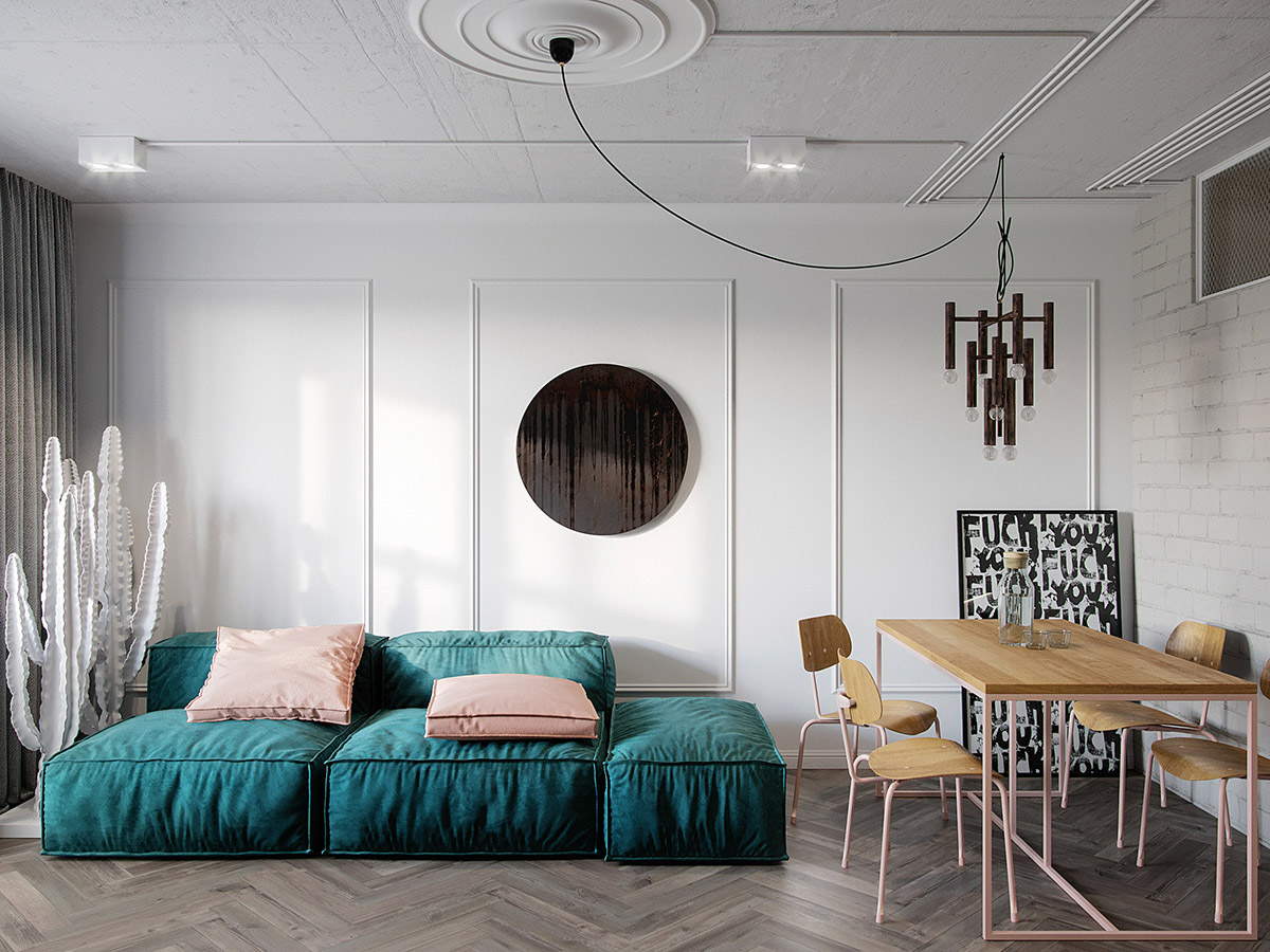 Quirky Family Home Interiors Under 85