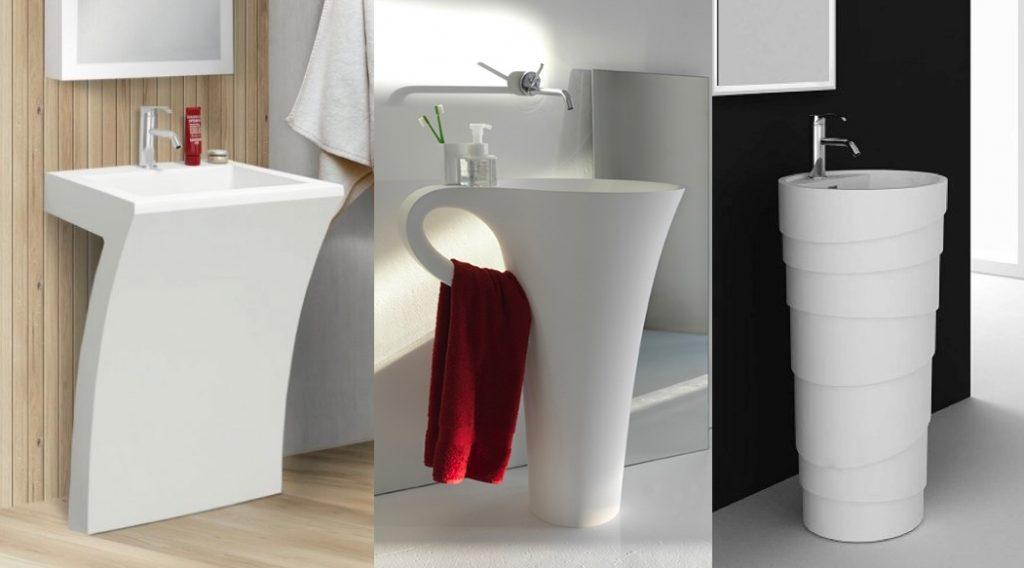 54 Pedestal Sinks To Streamline Your Bathroom Design