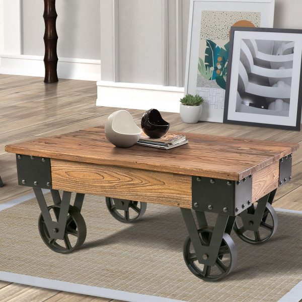 57 Rustic Furniture Ideas For Countryside Inspired Interior Themes
