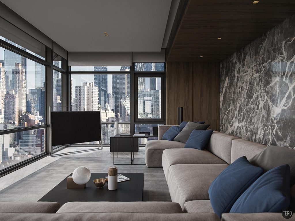 Bachelor Apartments That Exude Great Taste & Sophistication