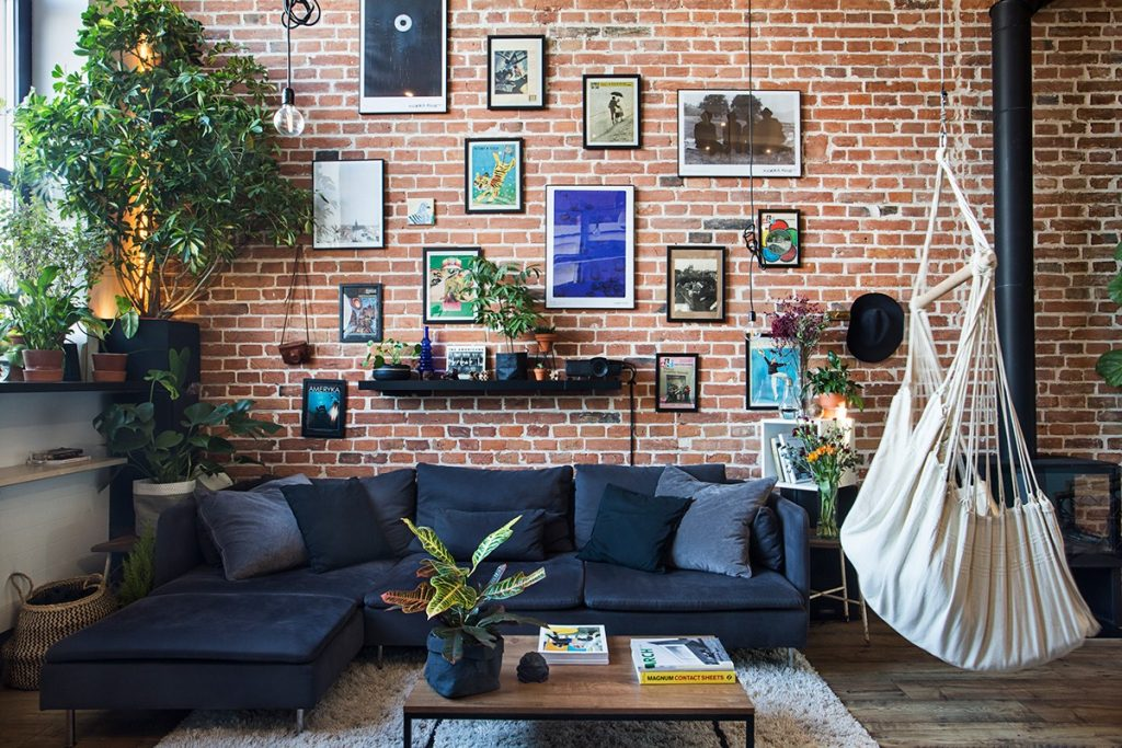Creative & Uplifting Loft Renovation With Before And After Shots