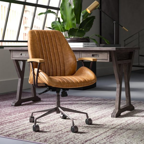 Real Leather Executive Chair Terrywolverton Com