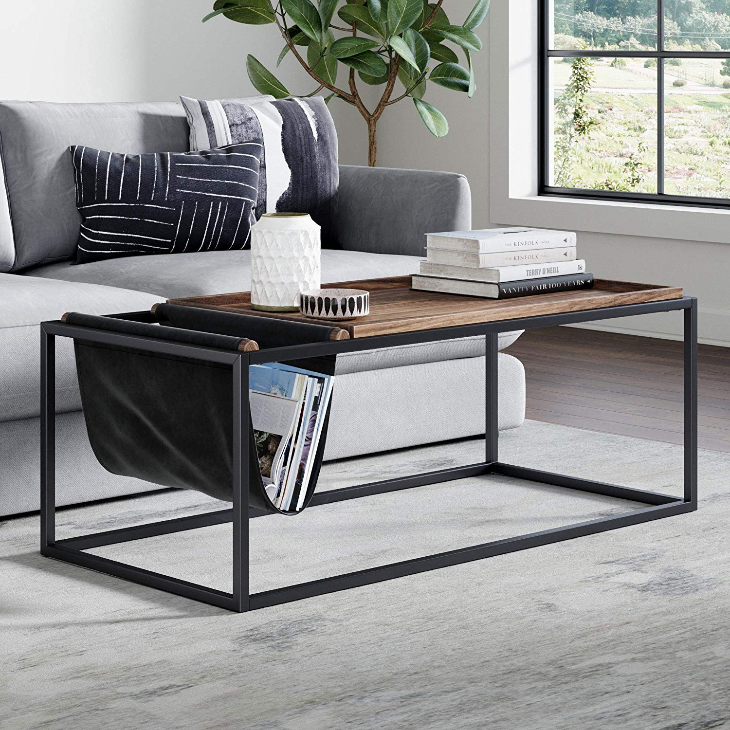 Picture of: 51 Rectangle Coffee Tables That Stand Out With Style And Functionality