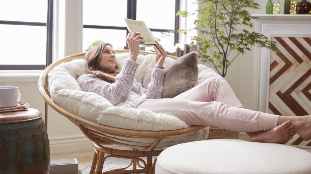 Papasan Chairs 50 Fresh New Ways To