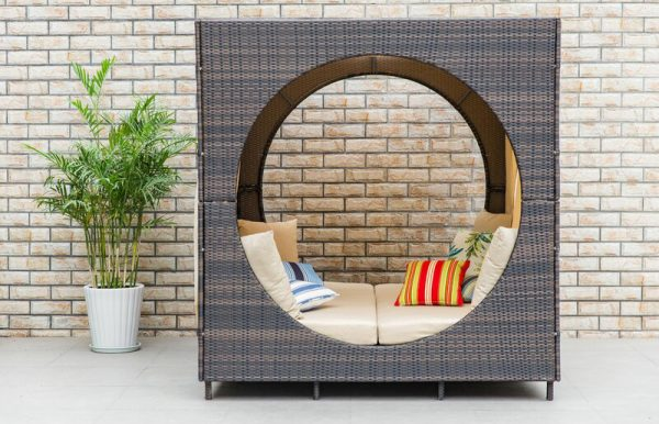 51 Outdoor Daybeds For Indulgent, Outdoor Unique Furniture