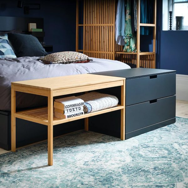 53 End Of Bed Benches With Multipurpose