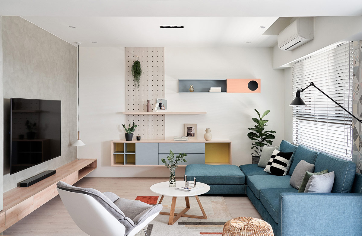 Pink And Blue Interior Design Examples Design Tips And Accessory Recommendations