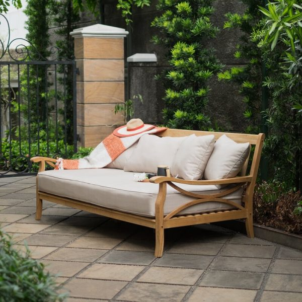 51 Outdoor Daybeds For Indulgent