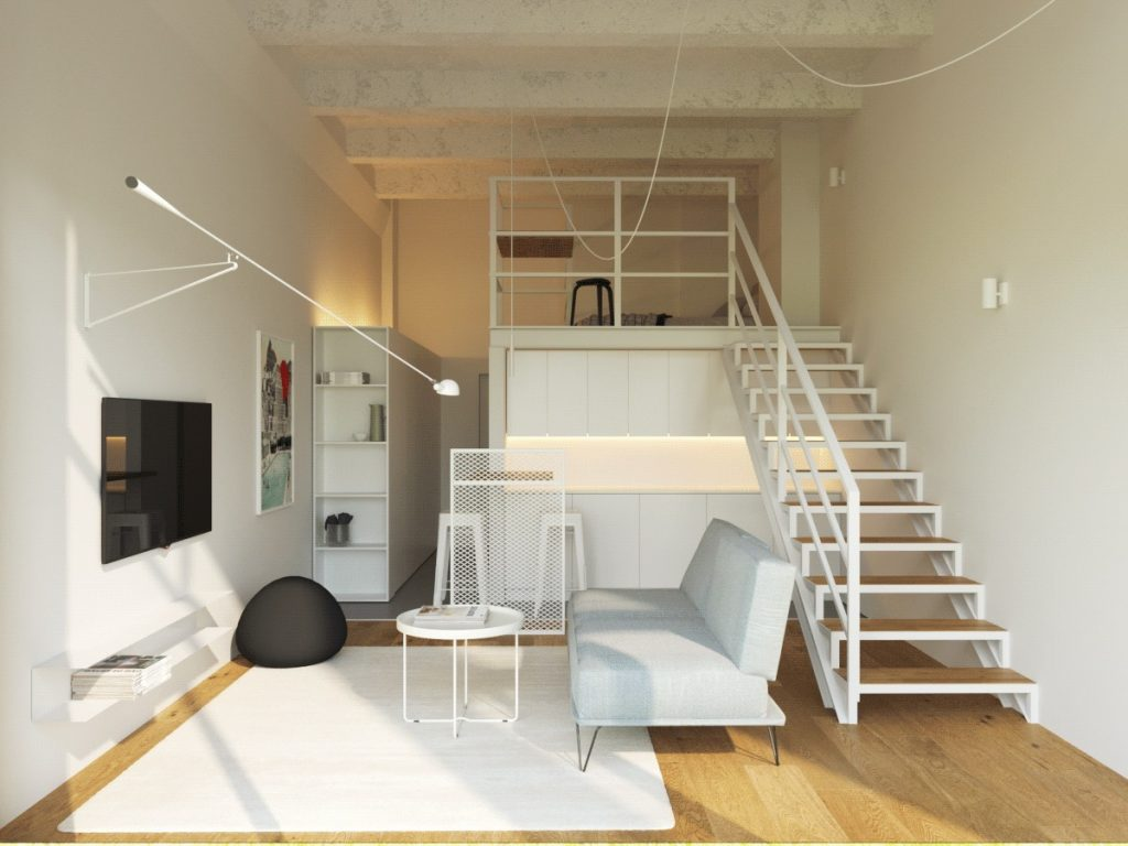 6 Inspirational Lofted Bedroom Layouts