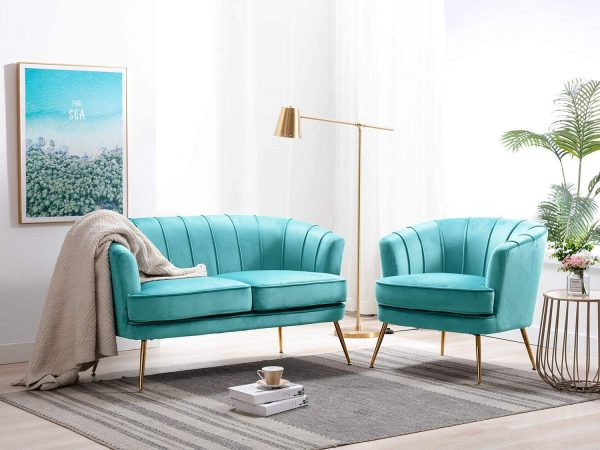 51 Curved Sofas That Make Lounging Look, Small Curved Leather Sectional Sofa