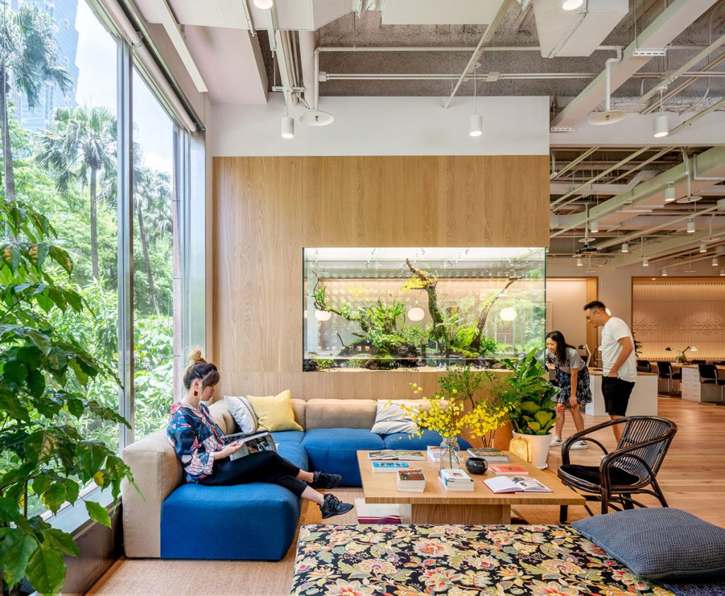 Comfy Offices That Serve As Vibrant Inspiration For Home