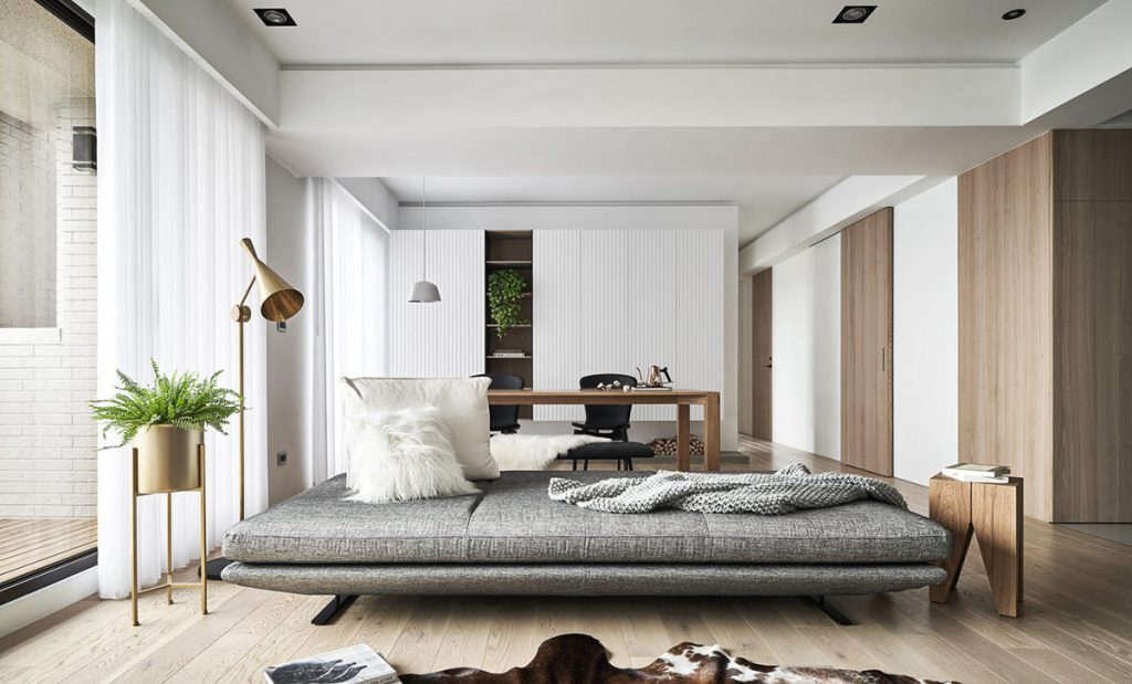 The Effortless Perfection Of Natural Neutral Room Palettes