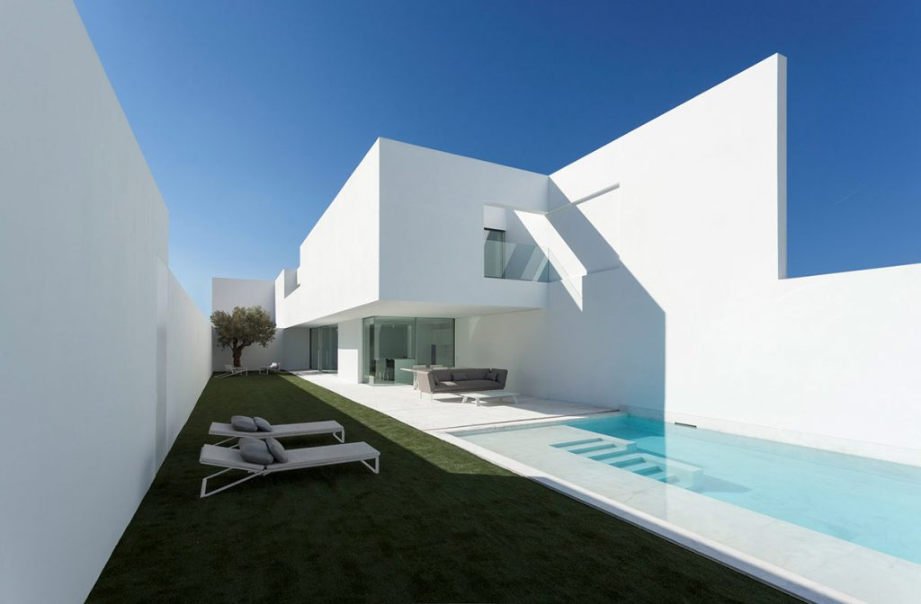 The Simplistic Luxury Of Spanish Minimalism