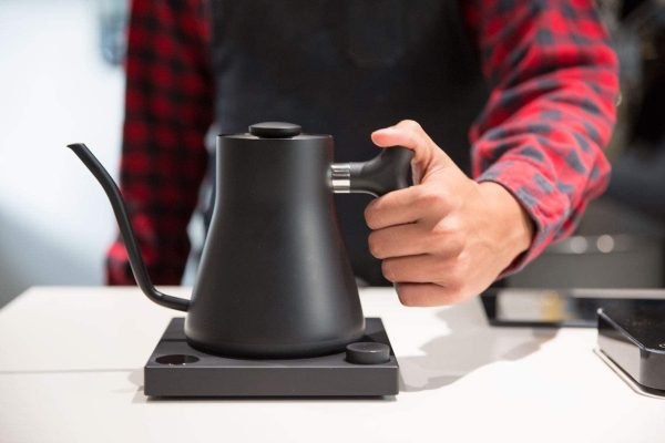 Product Of The Week: A Modern Minimalist Smart Kettle