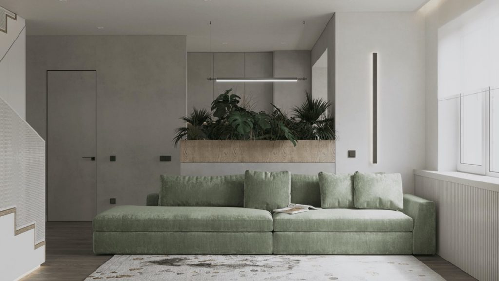 Stepping Softly Into Green Home Interiors Under 90sqm (With Floor Plans)
