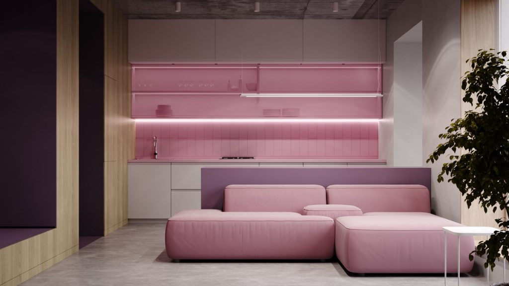 Taking Pink And Purple Interior Design From Sublime To Outrageous!