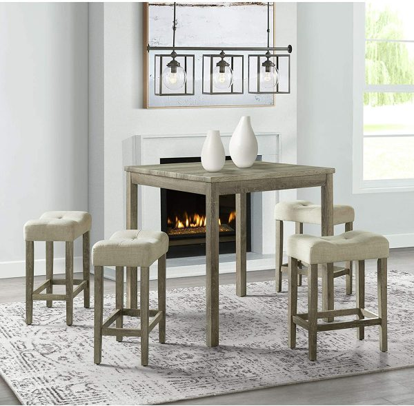 51 Small Dining Tables To Save Space, Tall Dining Room Table