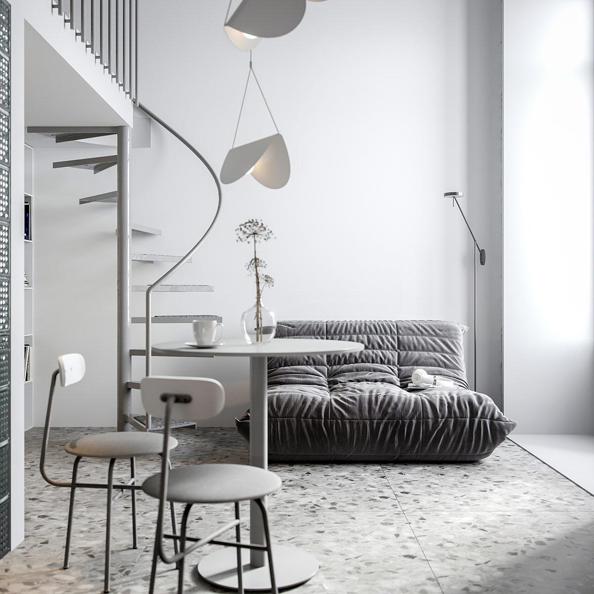 Inspire Slick Small Home Creativity