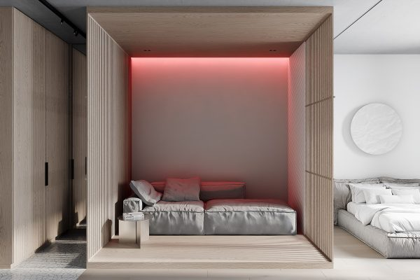 Using Colour In Moderation In Small Spaces