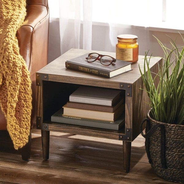 51 End Tables To Accent Your Living Room S Unique Style