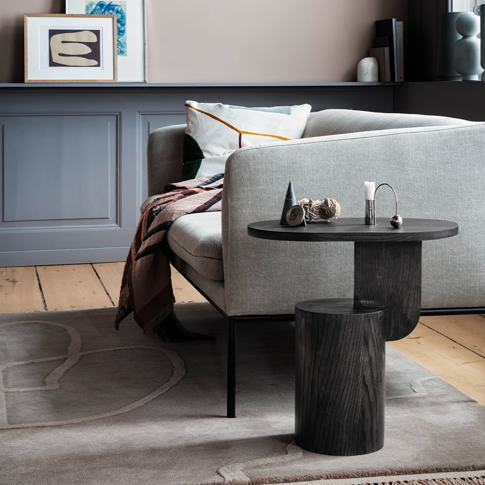 51 End Tables To Accent Your Living, Accent Tables For Living Room