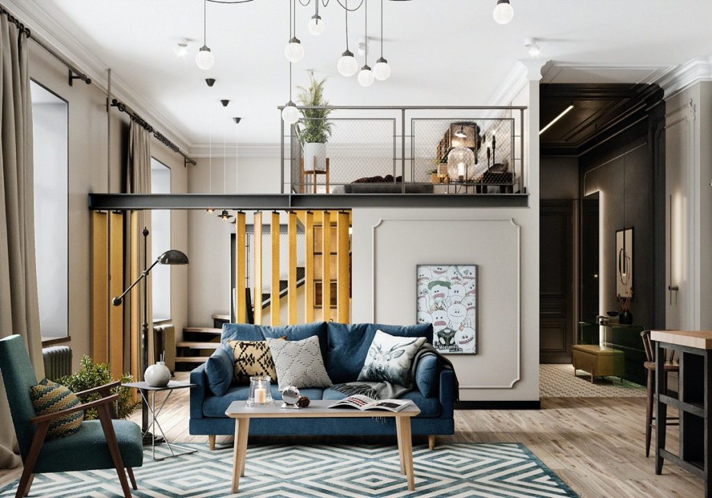 Styling Three 70 Square Metre Home Interiors [With Floor Plans]