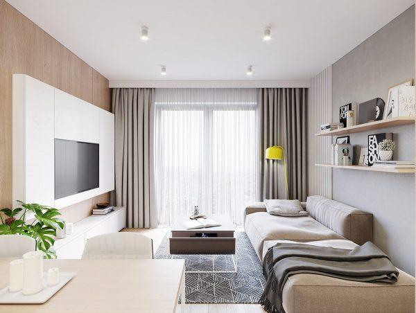 Creating Polished Interior Designs Under 40 Square Metres