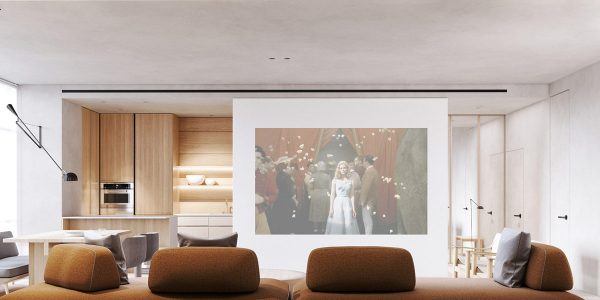 White & Light Wood Interiors Under 120 Square Metres (With Floor Plans)