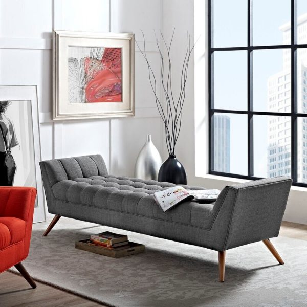 51 Benches That Catch The Eye, Living Room Bench