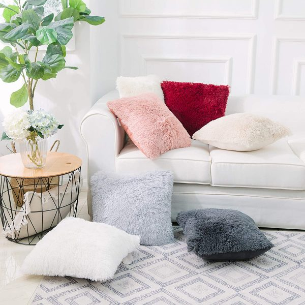 53 Decorative Pillows To Effortlessly Update Your Home
