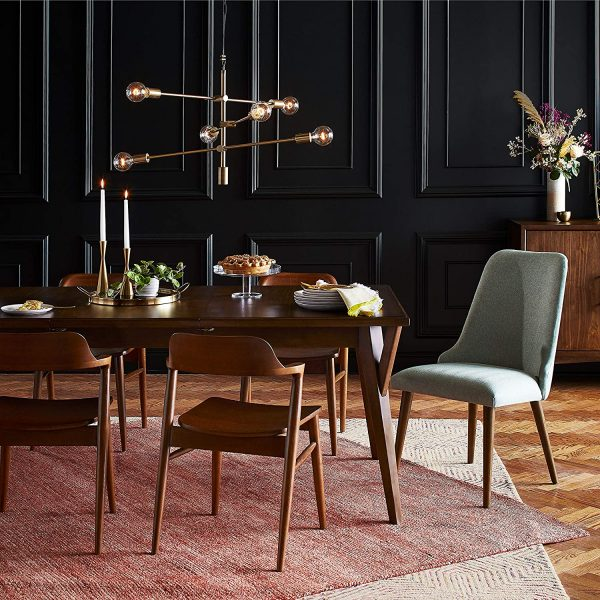 51 Mid Century Modern Dining Tables For A Timeless Dining Room Refresh