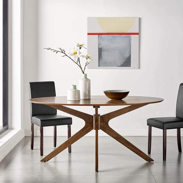 51 Mid Century Modern Dining Tables For A Timeless Dining Room Refresh Free Autocad Blocks Drawings Download Center