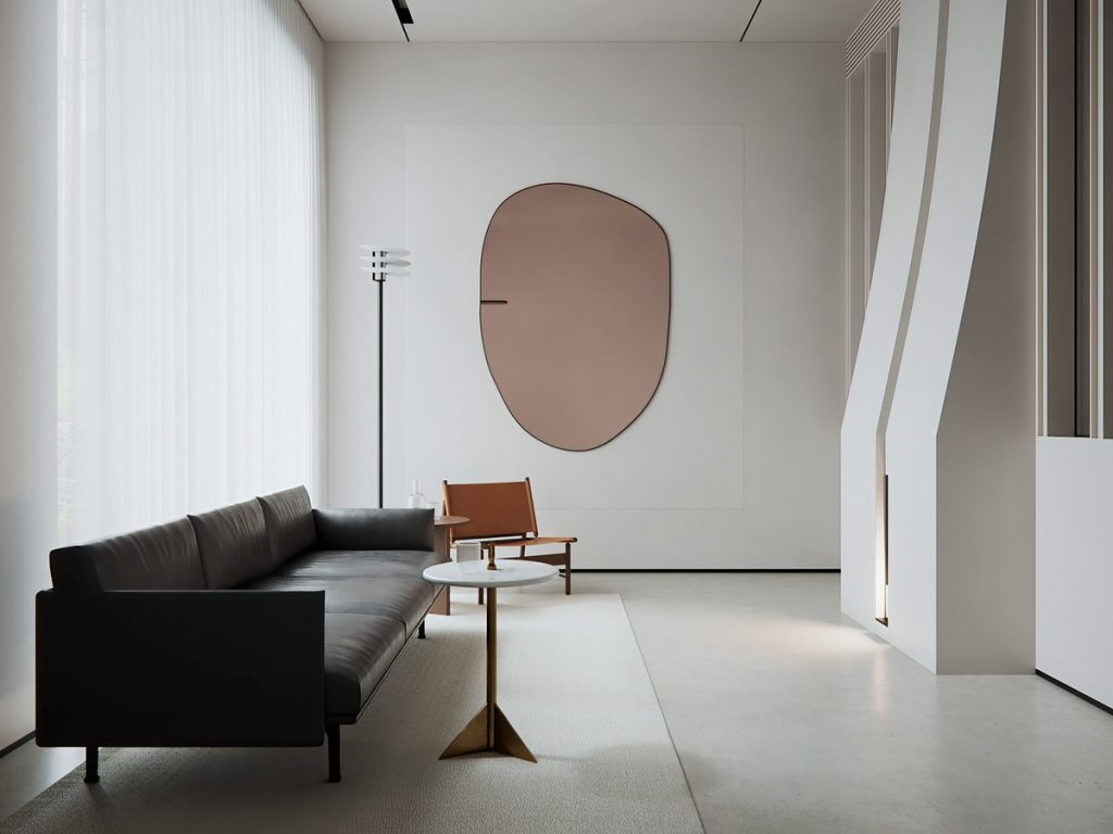 Four Different Approaches To The Minimalist Interior Style