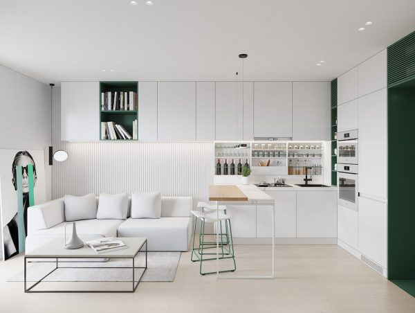 Super Small Homes With Sleek Interior Styling Plus Floor Plans Under 30 Sqm Free Autocad Blocks Drawings Download Center