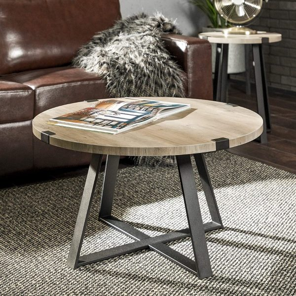 51 Farmhouse Style Coffee Tables To Drop Rustic Elegance Into Your Living Room Free Autocad Blocks Drawings Download Center